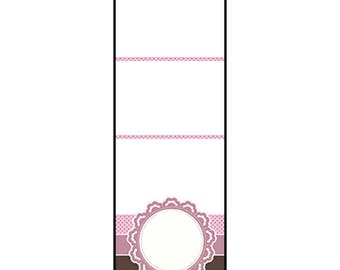 Photo Strip Template for Photo Booths | 2068