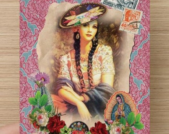Postcard Mexico