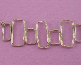 Klee Landscape Necklace
