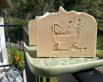 Goat Milk soap bar unscented