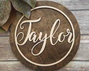 Wooden Sign - Wedding Sign - Personalized Gift - Wedding Gift - Housewarming Gift - Anniversary Gift -