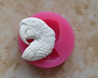 Parrot Silicone, Molds, Soap, Candy, Soap Molds, Soap Making, Beach, Chocolate, Soap Mold, A438-35