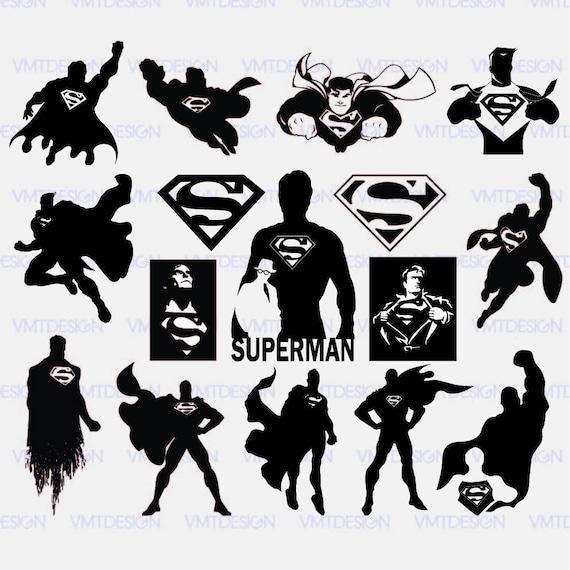 Superman svg Superman ...