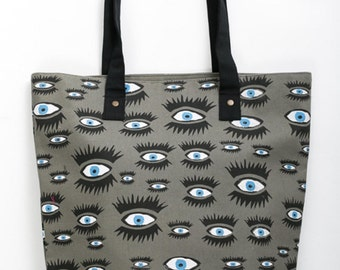 Open Your Eyes Tote
