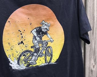 Bike Dog Tee—Mountain Bike