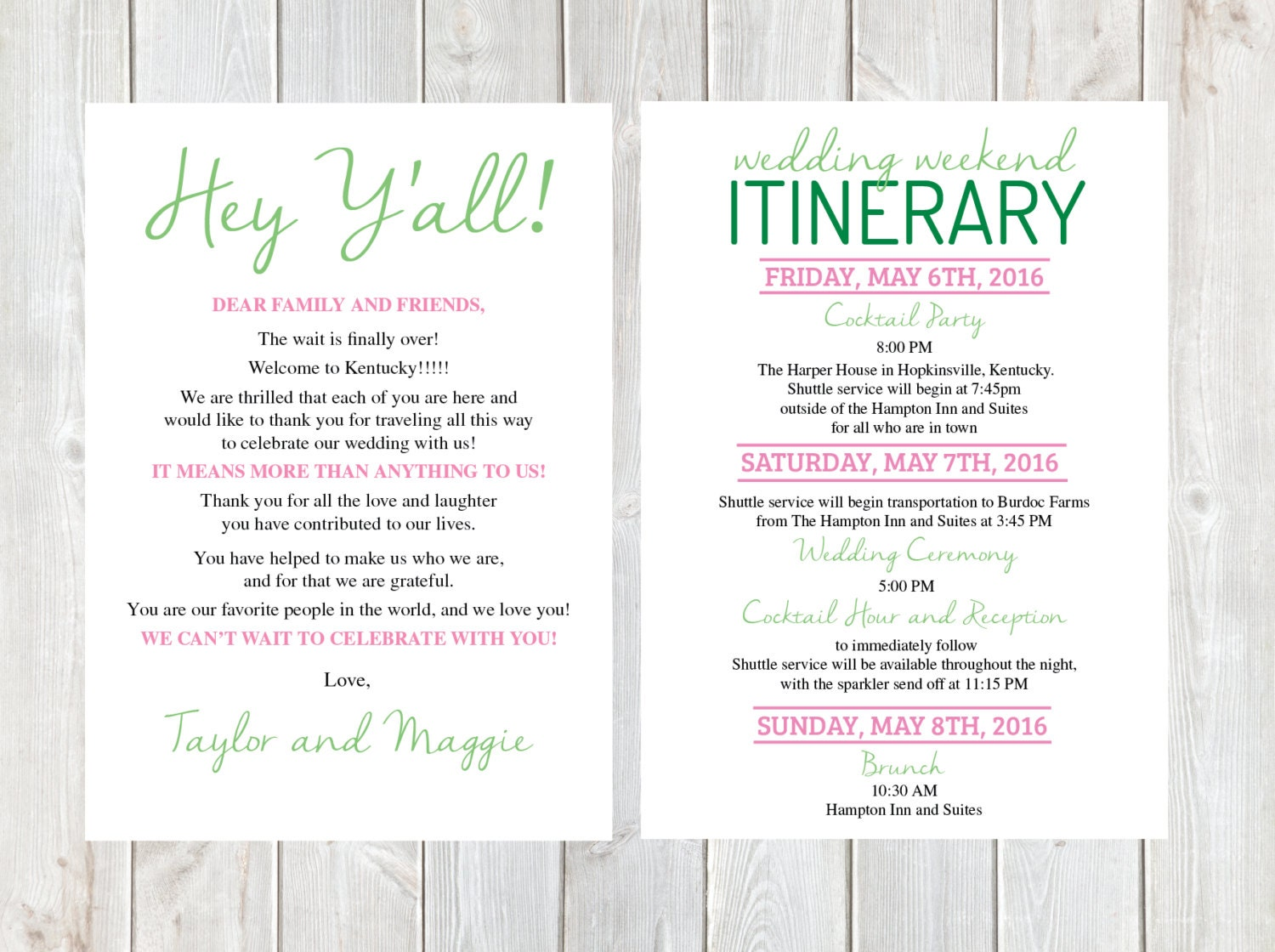 Welcome letter wedding template fieldstation welcome letter wedding template altavistaventures Choice Image