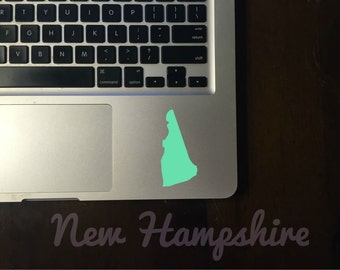 New Hampshire State Decal