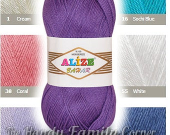 Cotton Knitting Yarn Australia : Alize bamboo fine natural yarn fingering weight