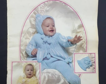 Baby Book Knit & Crochet