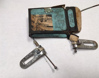 Vintage Web 1 Pair of Brake Calipers Anchorages