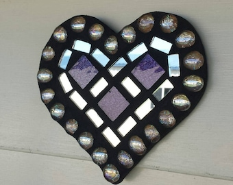 Sweet Mosaic Heart