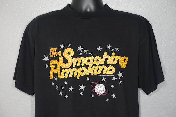 1996 RARE Smashing Pumpkins - '96 Infinite Sadness Tour Vintage Concert T-Shirt