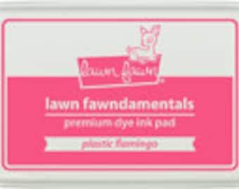 Lawn Fawn - Lawn Fawndamentals - Plastic Flamingo Dye Ink Pad