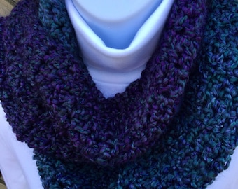 Soft and Silky Multicolored Scarf