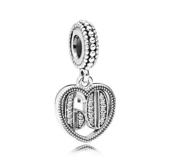 Pandora Women Silver Bead Charm - 797265CZ f4YaaWz