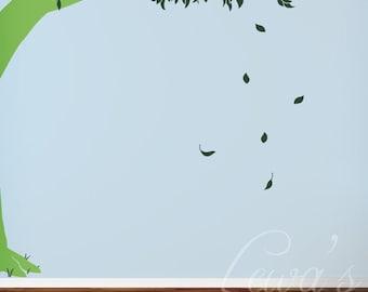 Lush Tree Vinyl Wall Decal