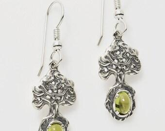 Tree Goddess Earrings