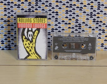 Rolling Stones - Voodoo Lounge - Cassette tape