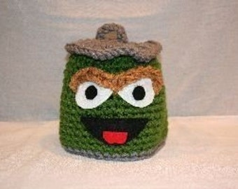 New Unique handmade character hat - funny and cute