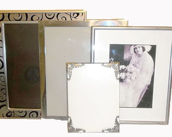 Various Size Picture Frames