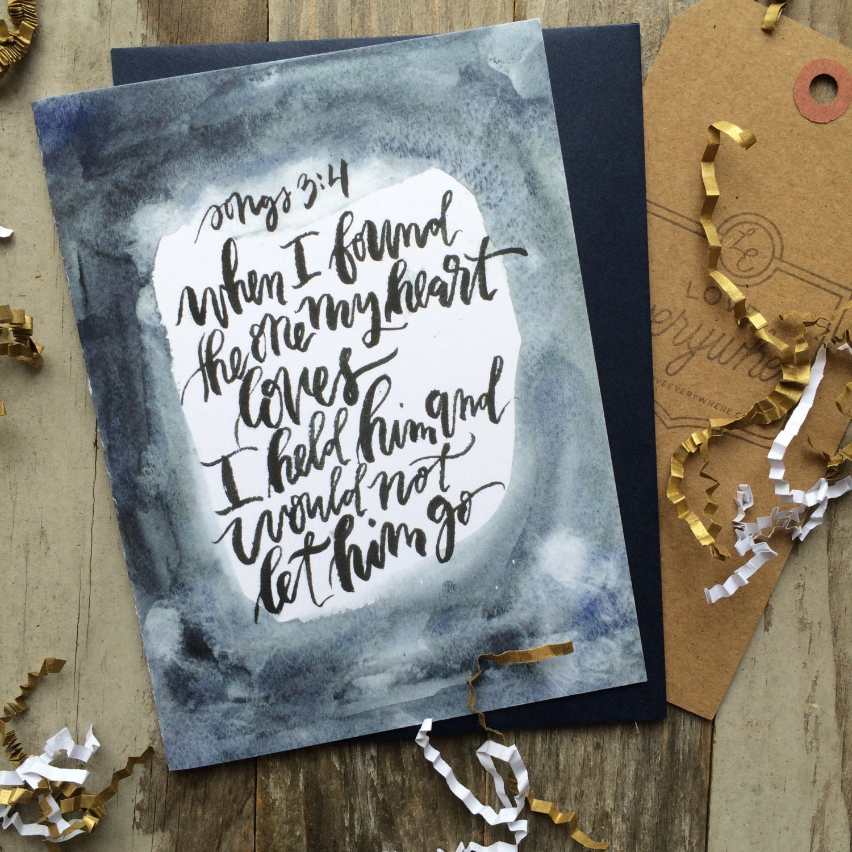biblical valentine's day card christian husband love