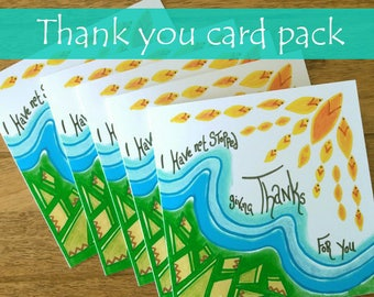 Thanks for you - christian cards - thank you card