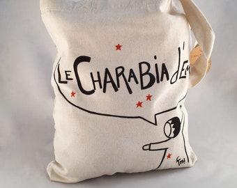Limited Edition bag Le gibberish of emi-