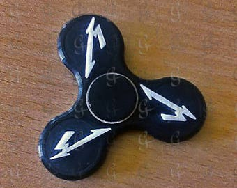 Metallca fidget spinner
