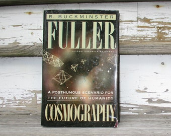 R. Buckminster Fuller Kiyoshi Kuromiya Adjuvany, Cosmography, A Posthumus Scenario for the Future of Humanity, Copyright 1992, HD w/DJ