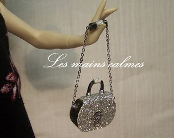 Miniature hand bag