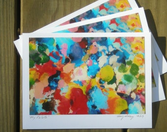 My Palette, Photo Art Card
