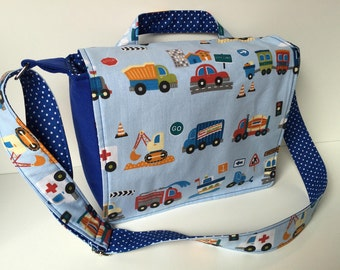 children's bag (M) 'Wheelers'
