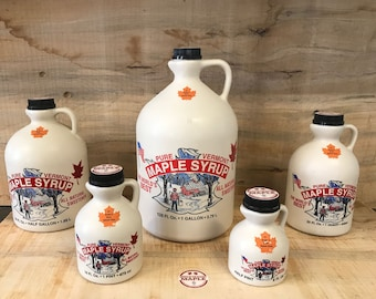 2018 Pure Vermont Maple Syrup by Drops in the Bucket Maple