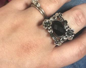 Unique Customized Beaded Ring