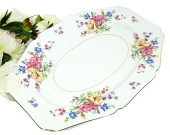 H & Co Bavaria Strasbourg Serving Platter for John Wanamaker