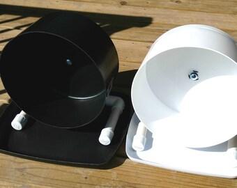 """11"""" Bucket Wheel and Litter Pan Combo"""