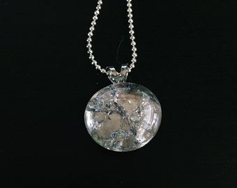 Breaking the Glass Ceiling Pendant