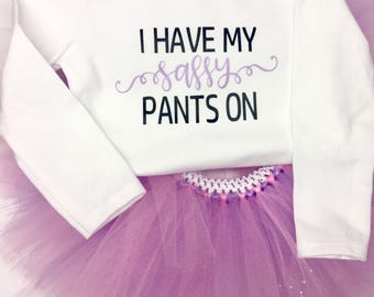 Sassy Pants Outfit