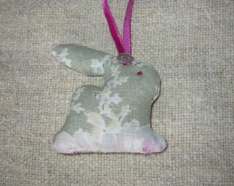 Lavender filled hanging Rabbit Decoration