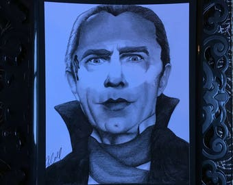 Count Dracula print