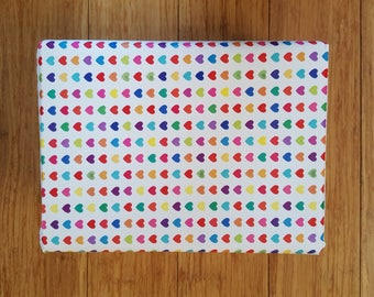 Heart Wrapping Paper| 2 feet x 10 feet| Christmas Gift Wrapping Paper