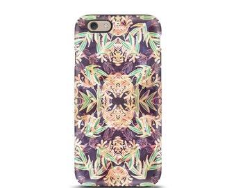 iPhone 7 Case, iPhone 6s Plus case, iPhone 6 case, iPhone 7 Plus, iPhone 7 case Tough, iPhone 5 case, iPhone 5 case, phone case - Floral