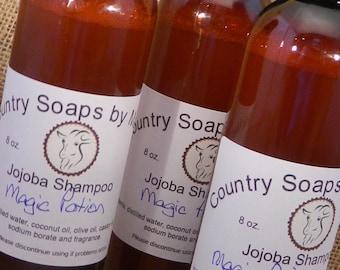 Magic Potion Jojoba Shampoo