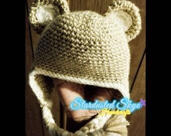 Bear Cub Winter Hat