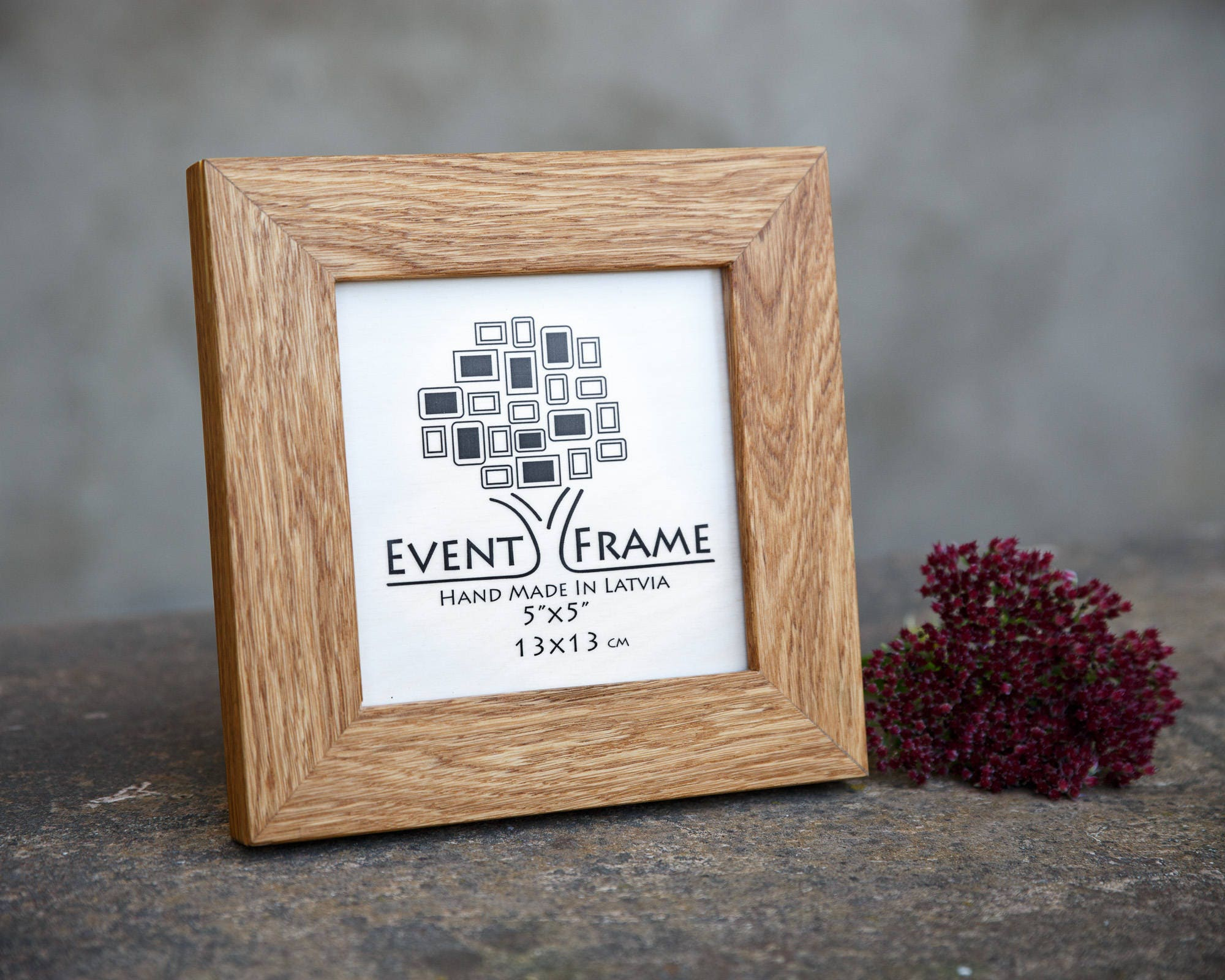 Oak Picture Frame Wood photo frame wood frame oak frame