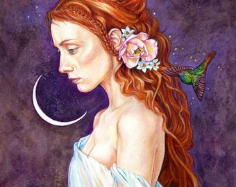 Ethereal by artist Jane Starr Weils