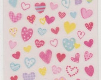 Heart Stickers - Reference S5731