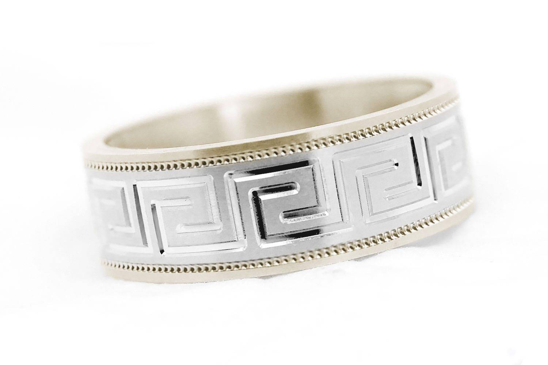 Ring Wedding Ring Versace Wedding Band Versace Ring
