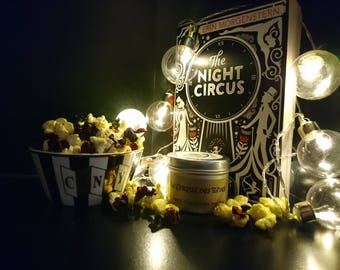 The Night Circus candle