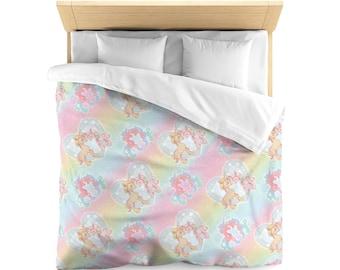 Unicorn Duvet, Unicorn Bedding, Duvet Cover, Unicorn, Bedding, Unicorn Comforter, Unicorn Duvet Cover, Kids Bedding, Duvet, Girls Duvet